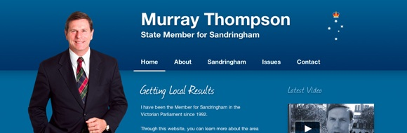 Murray Thompson MP