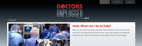 Doctors Unplugged