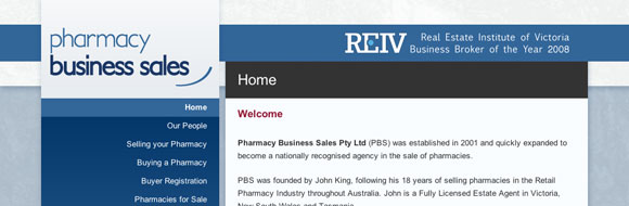 Pharmacy Business Sales